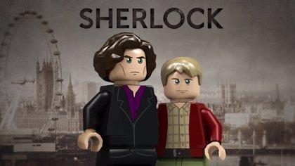 La fiebre por 'Sherlock' podría convertir a la serie en una colección de LEGO