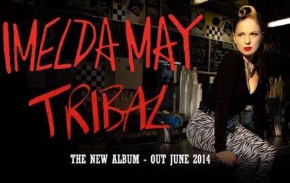 Imelda May lanzará nuevo álbum en junio