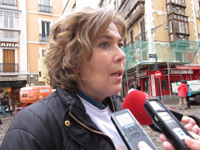 Flori Sánchez.