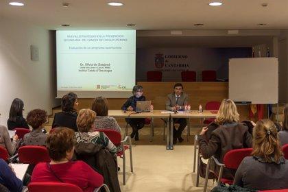 Cantabria es una de las comunidades con menor incidencia y mortalidad del cáncer de cérvix