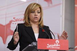 "Valenciano avisa: ""No se la juega Rubalcaba, sino el PSOE"""