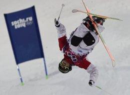 Esquí, Alex Bilodeau, oro en Sochi