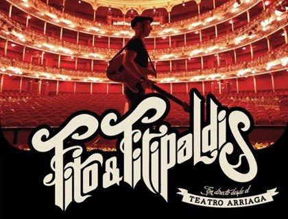 Fito y Fitipaldis estrenan vídeo en directo