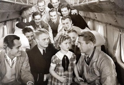 Adiós a Shirley Temple, la primera niña prodigio del cine