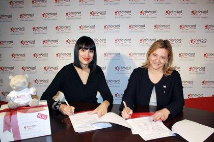 Irene Villa y Crio-Cord renuevan su colaboración para difundir el conocimiento sobre las células madre