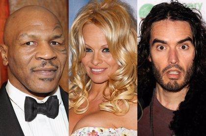 Mike Tyson, Pamela Anderson y Russell Brand, en lo nuevo de Werner Herzog