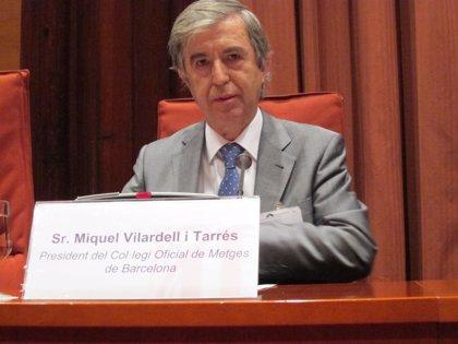 Más de 31.000 facultativos votan este miércoles la presidencia del Colegio de Médicos barcelonés