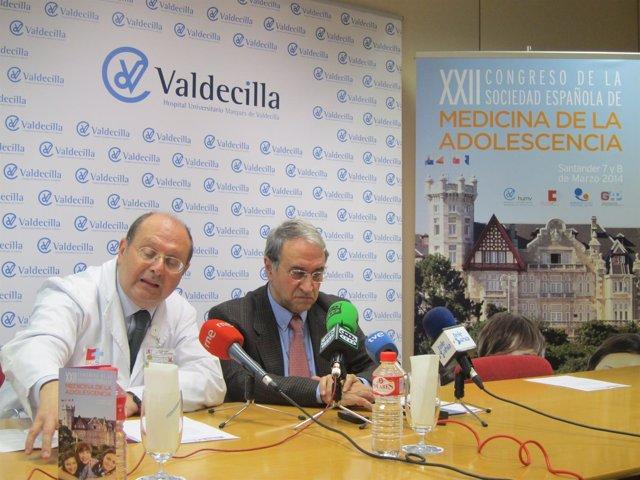 Lino Álvarez y Germán Castellanos presentan el XXII Congreso de la SEMA