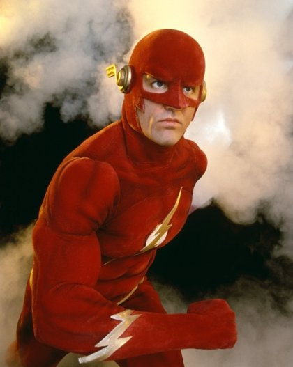 El Flash original se incorpora al piloto de 'Flash'