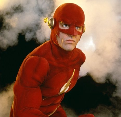 El Flash original se suma al nuevo Flash