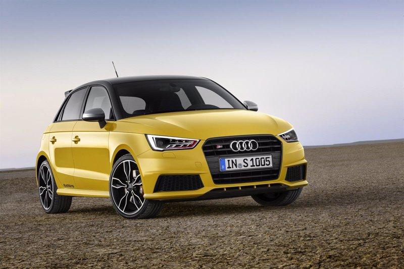 Audi lanzará los nuevos S1 y S1 Sportback en el segundo semestre