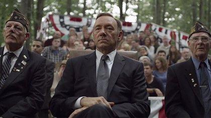Tres nuevos clips de House of Cards