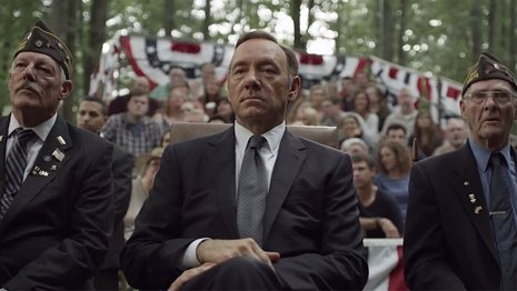 House of Cards: Nuevos avances de la segunda temporada