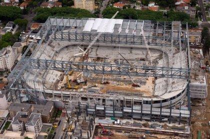 La FIFA hará inspecciones en tres estadios brasileños