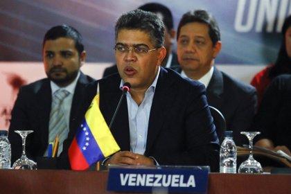"""Venezuela.- Jaua alerta de que la violencia ha sido """"planificada"""" por """"grupos fascistas"""" que """"buscan expandir el caos"""""""