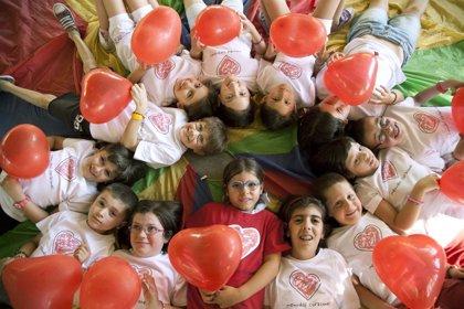 """La Fundación Menudos Corazones """"moviliza"""" a la sociedad para ayudar a los pacientes con cardiopatías congénitas"""
