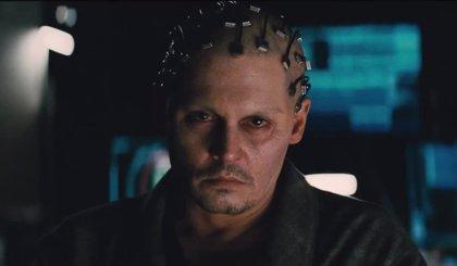 Nuevo y espectacular tráiler de Transcendence con Johnny Depp
