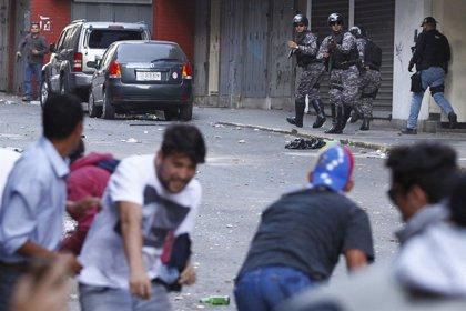 """El Gobierno denuncia un intento de """"llevar a Venezuela a una guerra civil"""""""