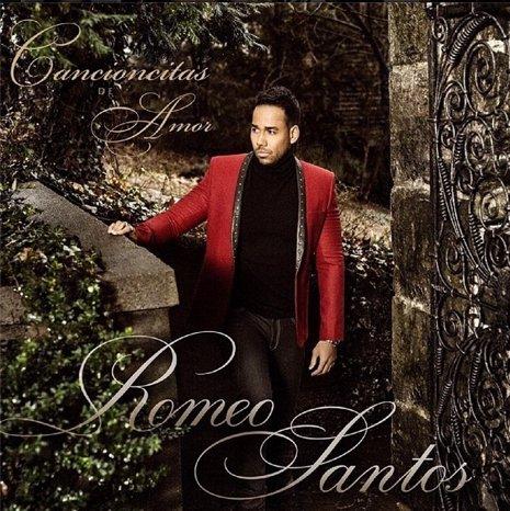 Romeo Santos lanza 'Cancioncitas de amor'