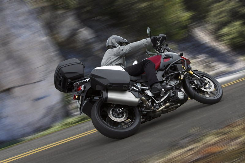 Suzuki lanza en España la nueva V-Strom 1000
