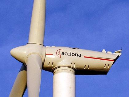 Acciona se dispara un 6,3% en Bolsa tras concretarse los impactos de la reforma energética
