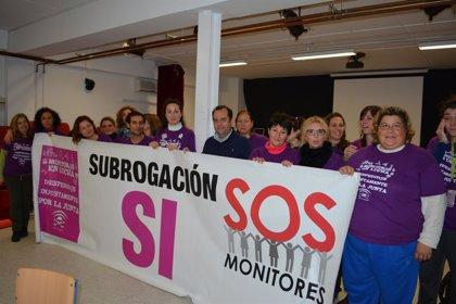 El Ayuntamiento de Bormujos se solidariza con los monitores encerrados y les facilitará alimentos