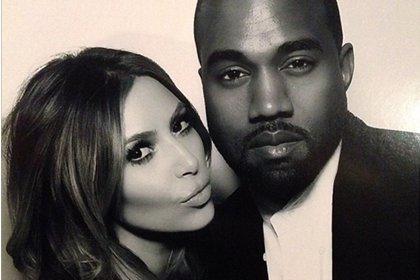 Kim y Kanye: Primero boda y luego a por el segundo hijo