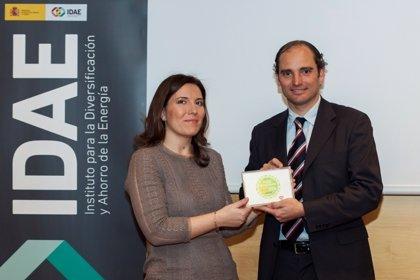 GSK, primera empresa privada española en recibir la certificación acreditación 'Flota Ecológica'