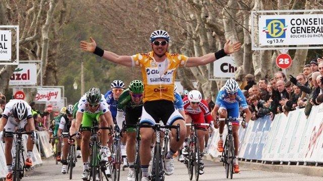 El ciclista alemán John Degenkolb