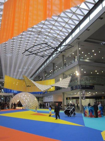 Cevisama, Hábitat y Fimma-Maderalia hacen un primer balance positivo de su cita conjunta, con más negocio y visitantes