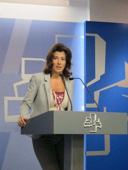 """PP acusa al Gobierno vasco de trasladar a Osakidetza sus """"obsesiones nacionalistas"""""""