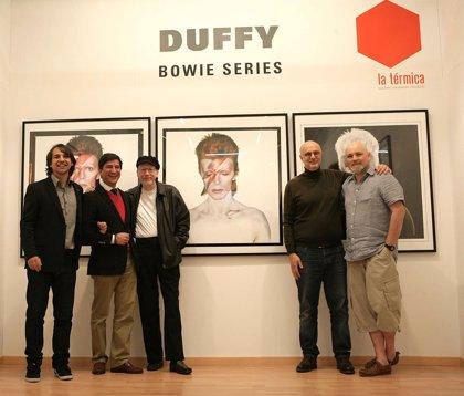 Málaga.- Cultura.- La Térmica acoge más de 30 fotografías de David Bowie tomadas por el fotógrafo Brian Duffy