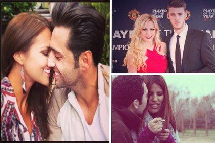 Romanticones: así declaran su amor las celebrities españolas
