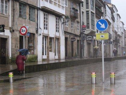 El temporal deja en Galicia más de 700 incidencias