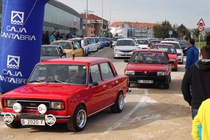Más de 700 automóviles se citan en el CRB de Noja
