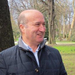 El diputado  del PP Luis Venta