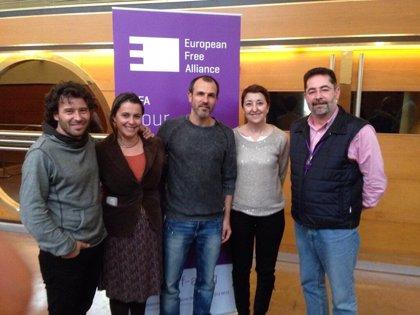 PSM y los principales partidos nacionalistas de Escocia, Cataluña y País Vasco firman a favor del derecho a decidir