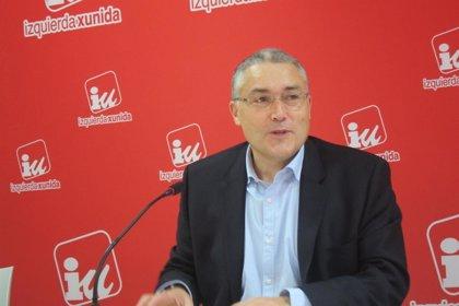"""Orviz reprocha a Javier Fernández que no acepte acuerdos con IU """"en defensa de los intereses de Asturias"""""""