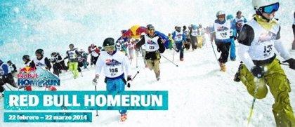 Esquiadores y snowboarders competirán en el Red Bull Homerun Alto Campoo