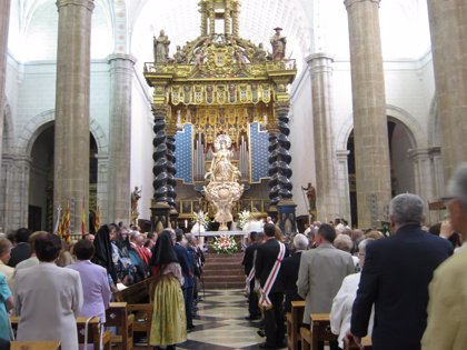 Daroca celebrará el 775 aniversario del milagro de los corporales