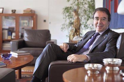 """El candidato a rector de la UAH pide a la Junta inversión """"en un periodo corto"""" para crear el campus de Guadalajara"""