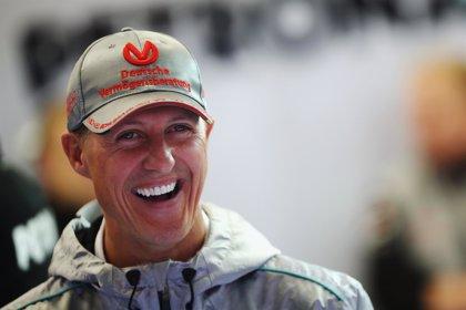 Schumacher supera la infección pulmonar que sufría desde hace tiempo