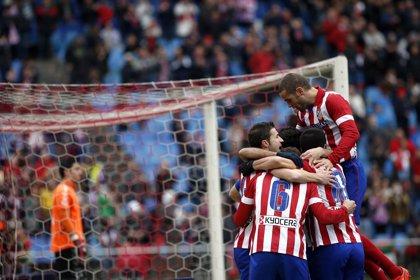 Crónica del Atlético de Madrid - Valladolid, 3-0