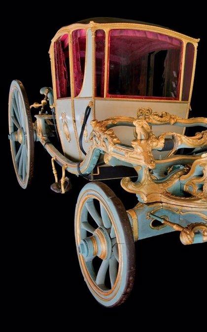El Museo de Historia de Tenerife exhibe los carruajes de Nava