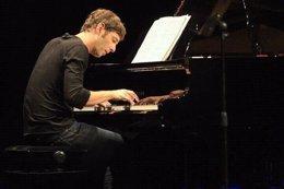 El pianista Javier Laso
