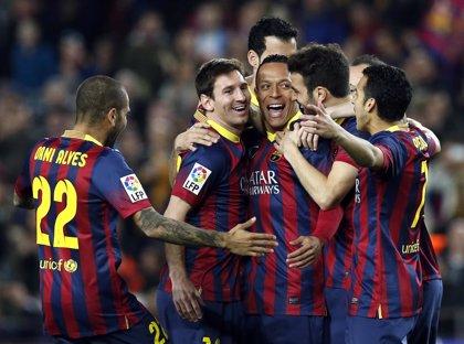 Crónica del FC Barcelona - Rayo Vallecano, 6-0