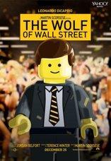 cartel en versión Lego