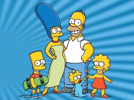 Los Simpson se convierten en piezas de Lego