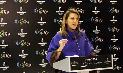 """Cospedal asegura que """"está por ver"""" si la reforma restará votos al PP"""