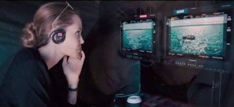 Angelina Jolie detrás de las cámaras de Unbroken
